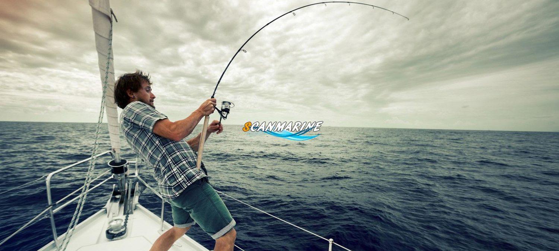 Аренда яхты для рыбалки